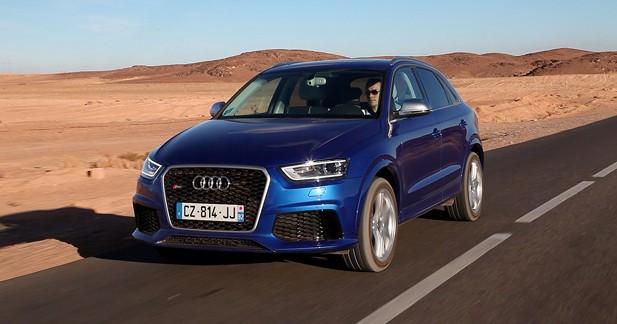Essai Audi RS Q3 : vraie sportive, demi-RS