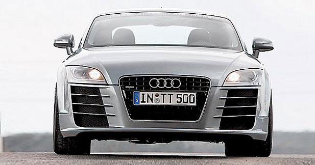 Audi RTT 400RS par MTM : pas de repos pour le TT