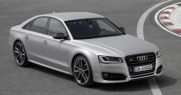 Audi S8 Plus: plus de 600 ch pour la limousine d'Ingolstadt
