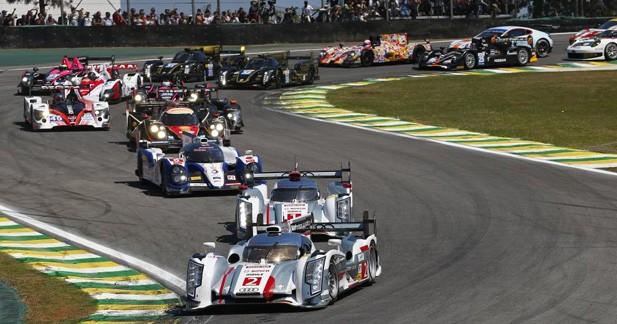 WEC – Interlagos: Audi en pleine réussite