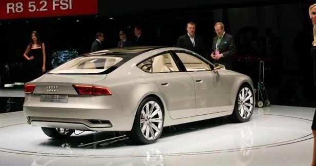 Un coupé 5 portes haute couture