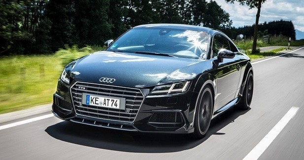 Audi TTS par ABT: une RS avant l'heure
