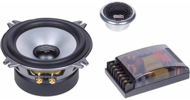 Un kit 2 voies en 13 cm très performant chez Audio System