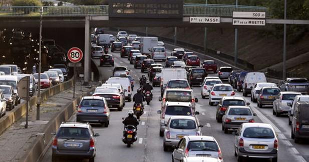 Le péripherique parisien sera limité à 70km/h