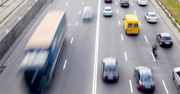 Baisse record de la mortalité routière en 2013