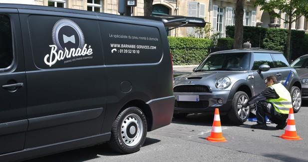 Barnabé Services : des prestations à domicile pour votre auto