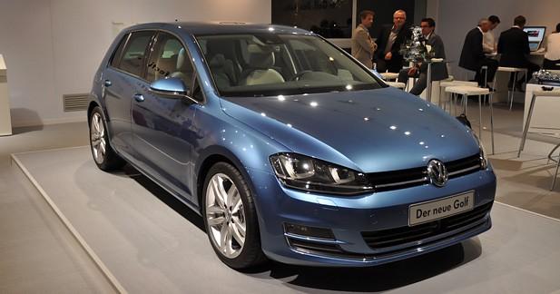 Records en série pour Volkswagen en 2012