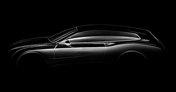 Bentley Continental Flying Star : un break de chasse à Genève