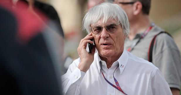 Le patron de la Formule 1 n'aime ni les jeunes, ni Internet