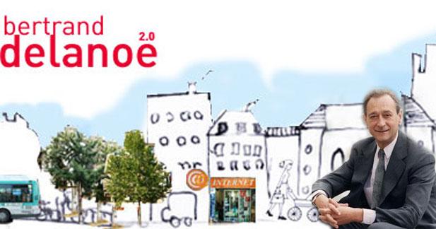 Bertrand Delanoë : « Autolib, une petite révolution »