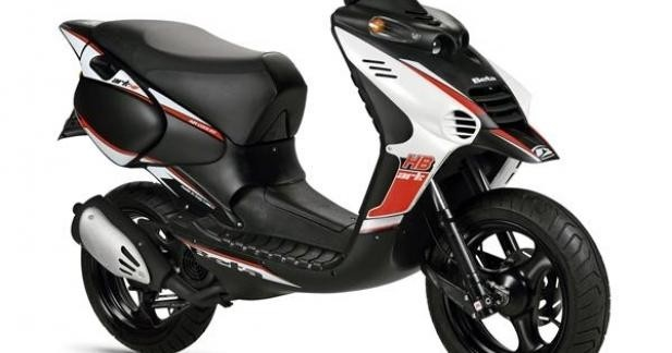Beta Ark 50 HB, le scooter !