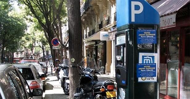 Mauvaise nouvelle : hausse des prix du stationnement à Paris !