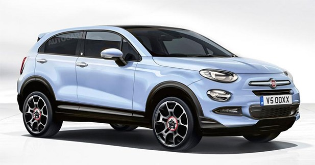 Fiat et Jeep seraient en train de développer un SUV de taille moyenne