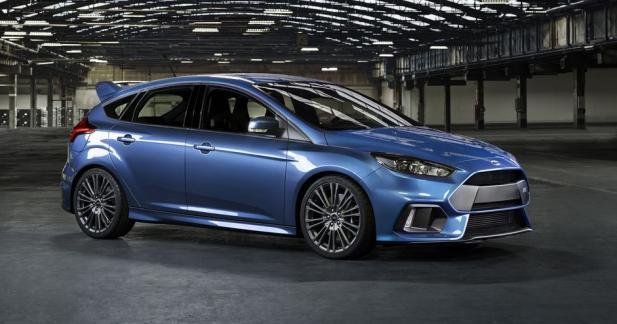 Une Ford Focus RS radicale serait à l'étude