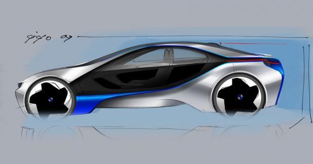 BMW confirme l'arrivée d'un nouveau modèle électrique