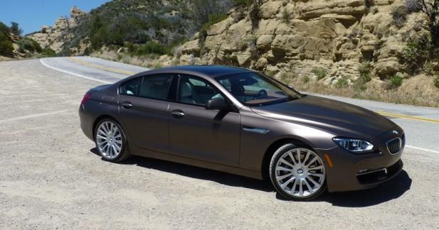 BMW affiche des ventes en hausse de 9,7% en mois d'août
