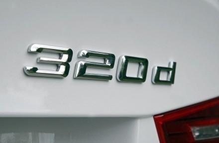 BMW 320d EfficientDynamics Edition : 4,1 l/100 km
