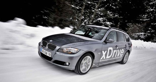 Les bienfaits du xDrive BMW