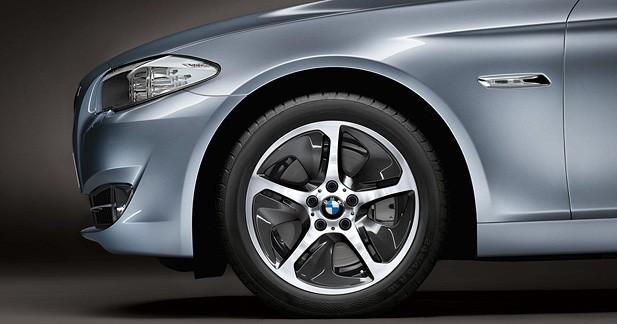 BMW ActiveHybrid 5 : Des vertes et des pas mûres ?