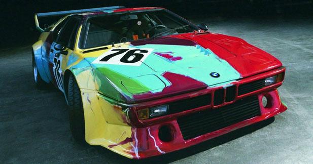 L'art de BMW