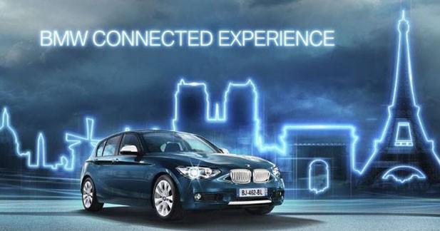 Un jeu BMW sur Facebook pour découvrir la voiture connectée