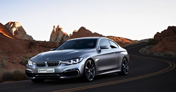 BMW Coupé Série 4 : Cocktail détonnant
