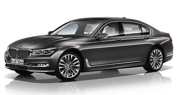 BMW Série 7: Nouvelle ère