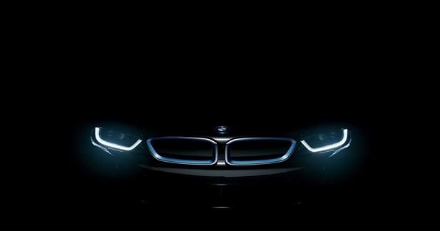 Une BMW anti-Tesla S en 2018?