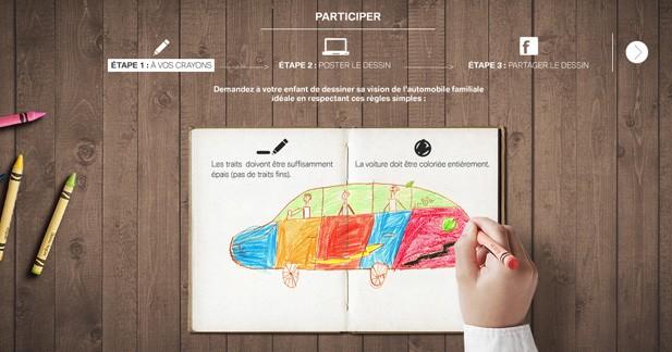 Les Petits Designers : dessine moi une BMW en 3D