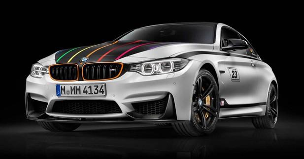 BMW M4 DTM Champion Edition: hommage au champion
