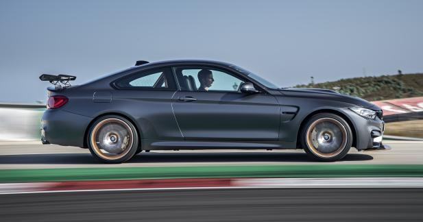 BMW M4 GTS : la ''M'' collector