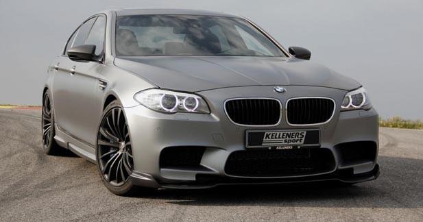 Kellener Sport dévoile un programme pour la BMW M5