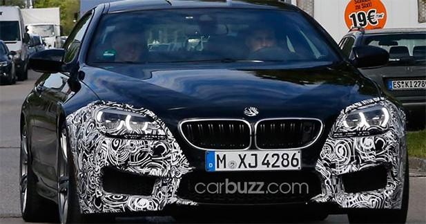 La BMW M6 se refait une beauté