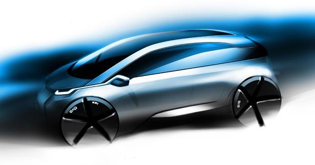 BMW Megacity : Electron bavarois