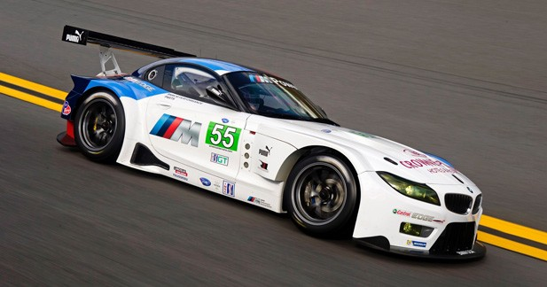 BMW Z4 GTE: La Z4 a la cote en compétition