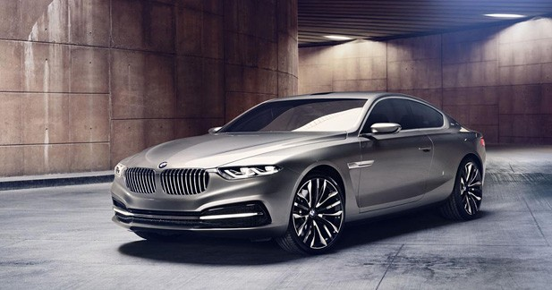 Gran Lusso Coupé Concept : quand BMW rencontre Pininfarina
