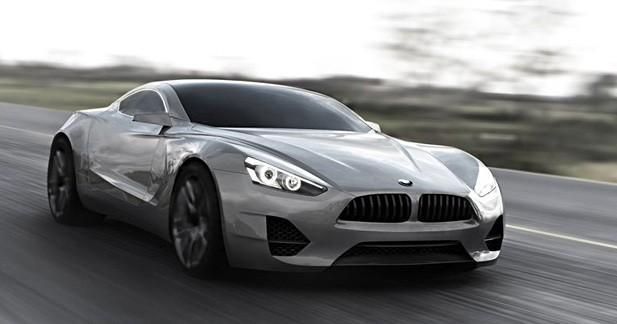BMW S.X Concept : une Série 6 imaginaire
