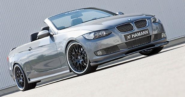 BMW Série 3 Cabriolet par Hamann : à la carte