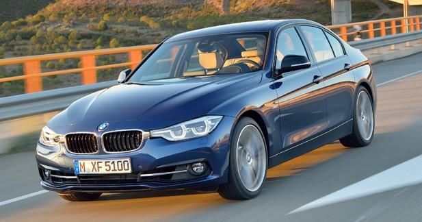 BMW Série 3 : un restylage qui tombe à pic