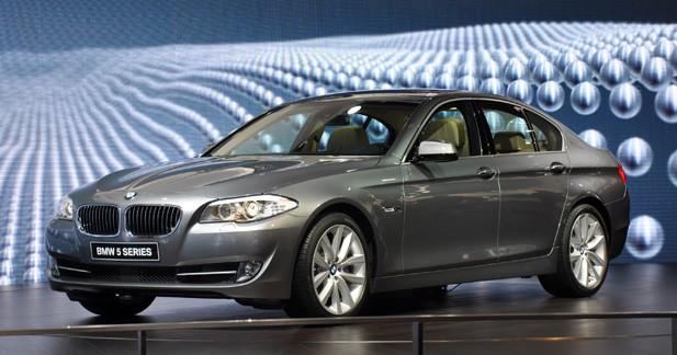 BMW Série 5 2010 : les atouts d'une grande
