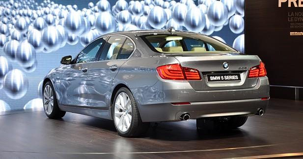 Une version hybride pour 2011