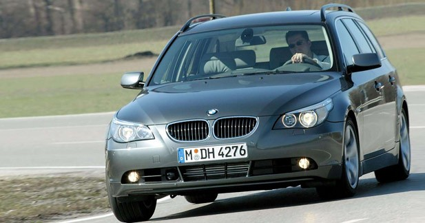 BMW Série 5 (E60/E61) : cap sur le plaisir