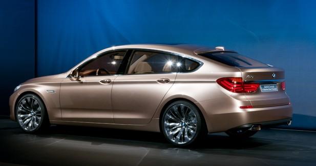 BMW Série 5 Gran Turismo : mélange des genres