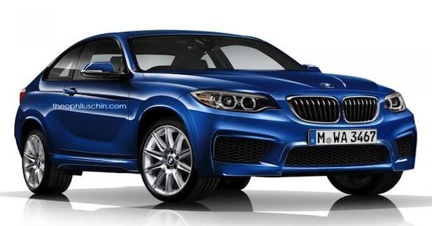 BMW X2 Sport : bientôt une réalité