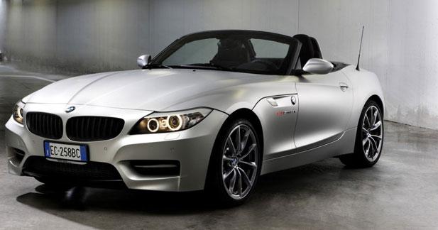 BMW Z4 Mille Miglia : parfum de tradition