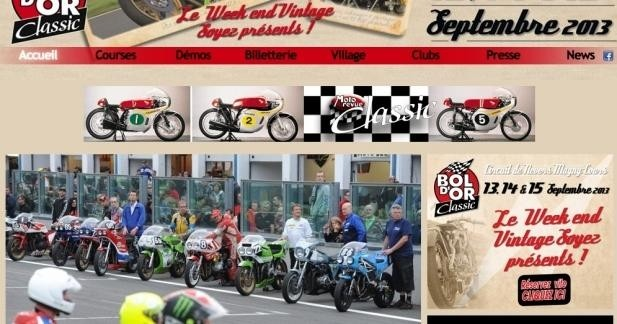 Bol d'Or Classic, le programme complet