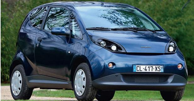 La Bluecar va arriver à Lyon et Bordeaux