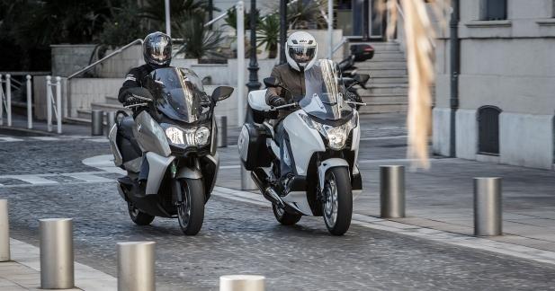 Bon mois pour le scooter en novembre avec +7,7%