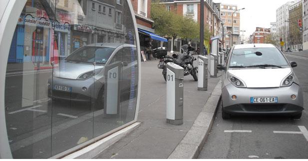 Bluecub : l'autopartage électrique de Bolloré arrive à Bordeaux
