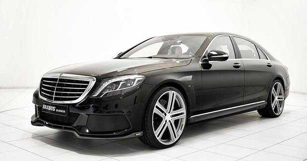 Quand Brabus booste la nouvelle Mercedes Classe S